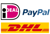ideal paypal postnl